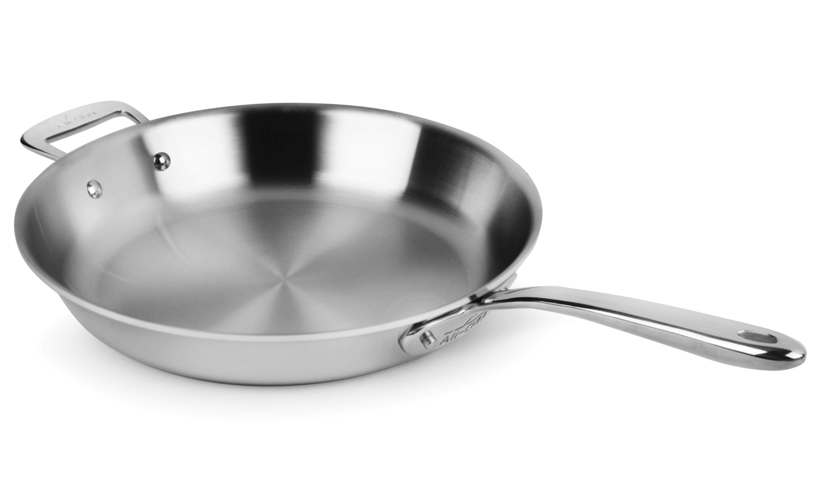 All-Clad Stainless 12″ Covered Fry Pan's