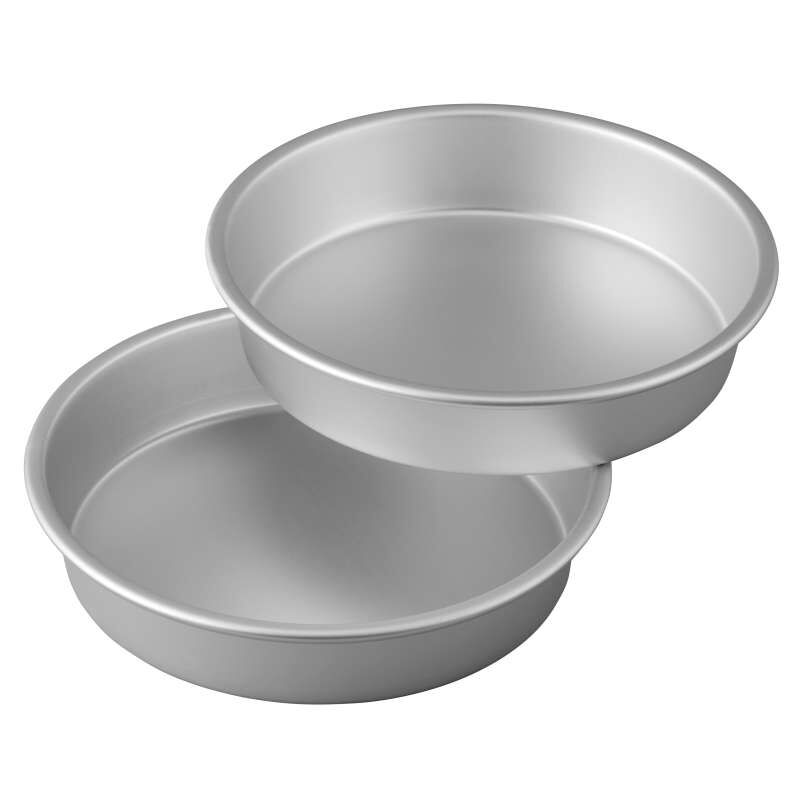 Steel 9x2 Inch Round Layer Cake Pan