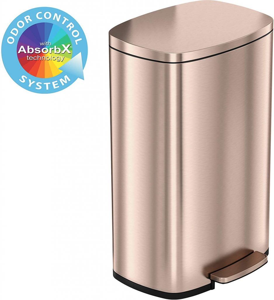 13.2 Gallon Stainless Steel Step